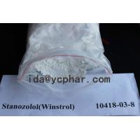 Buy cheap White Powder Oral Anabolic Steroids CAS 10418-03-8 Stanozolol Winstrol from wholesalers