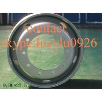 Buy cheap 22.5*9.00 truck wheel from wholesalers
