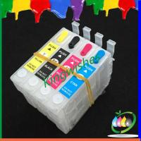 Wholesale printer ink cartridge for Epson PX-435A with reset chip (ICBK69/ICC69/ICM69/ICY69) from china suppliers