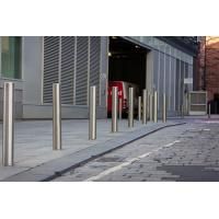Buy cheap High Security Stainless Steel Bollards With Six Type Diameter 120-275MM Available from wholesalers