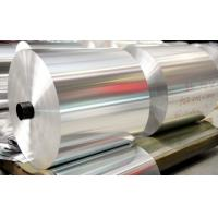 Buy cheap Thickness 0.009-0.20mm Industrial Aluminum Foil Non Alloy Mill Finish from wholesalers