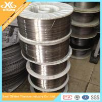 Buy cheap Medical Titanium Wires ASTM F136 Ti 6Al-4V Eli from wholesalers