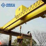 Buy cheap Steel Factory Double Girder Bridge Crane , 20 Ton / 10 Ton Overhead Crane from wholesalers