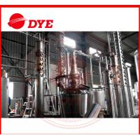 Buy cheap Customized Miniature Copper Distiller Equipment PLC Automatic Control from wholesalers