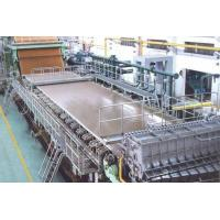 Buy cheap 2400mm Corrugated Paper Machine from wholesalers