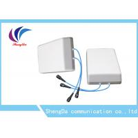 Buy cheap Indoor Coverage Wifi Flat Panel Directional Antenna , Directional Patch Antenna Wall Mount from wholesalers