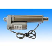 Buy cheap push-pull motor worm gear small linear actuator stroke 20mm from wholesalers