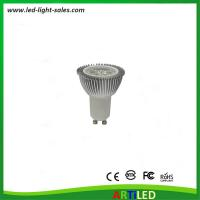 Buy cheap Standard size 12V high bright GU10 LED spot lights with cheap price and high product