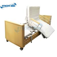 Buy cheap Electric Home Care Rotate Lateral Rotational Profiling Chair Turning Nursing Rotating Hospital Bed for Disabled Elderly from wholesalers