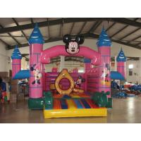 Buy cheap Micky mouse Inflatable bouncer for sale from wholesalers