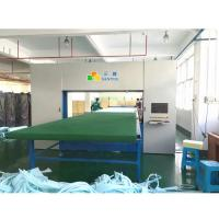 Buy cheap Computer Control Vertical Circle Blade CNC Contour Sponge Cutting Machine from wholesalers