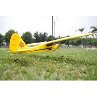 Buy cheap 4CH 2.4GH RTF Piper J3 Cub Ready to Fly RC Plane Radio Controlled Gyro Flyer RC Helicopter from wholesalers
