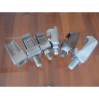 Buy cheap Alloy Steel Casting Vacuum Spare Parts for ISO Double Claw Clamp from wholesalers