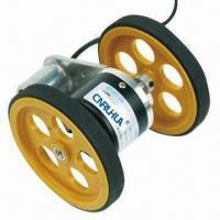 China Rotary Encoder with Wheels with 52mm Housing Diameter on sale