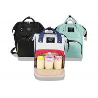Buy cheap Fashion Mummy Maternity Nappy Bag Large Capacity For Outdoor Traveling from wholesalers