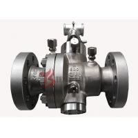 Buy cheap 2 - 36 Soft Seated Ball Valve Stainless Steel CF8M SS316 Flanged To CL600LB Q47F from wholesalers