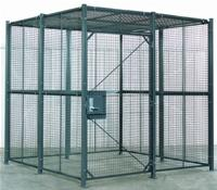 Buy cheap wire cage with wheels from wholesalers