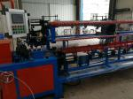 Buy cheap 4mm Fully Automatic Chain Link Fencing Machine , Chain Link Fence Weaving Machine from wholesalers