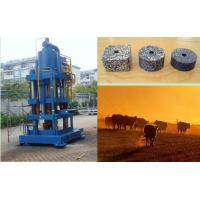Buy cheap 33KW Automatic Hydraulic Animal Salt Licking Brick Press Machine For Cattle / Horse from wholesalers