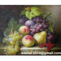 Buy cheap Still life oil painting(Wholesale and retail are both welcome) from wholesalers