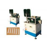 Buy cheap SMT-CG200 Stator Paper Cutting Machine / Slot Wedge Forming Cutting Machine from wholesalers