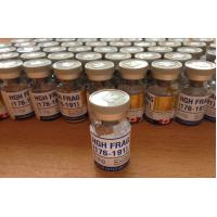 Buy cheap Fat Burning Supplement Growth Hormone Peptides Bodybuilding HGH Fragment 176-191 from wholesalers
