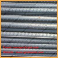 China Galvanized Angle Hot Rolled Steel Bars on sale