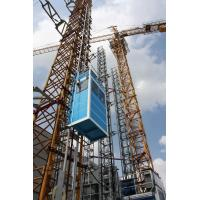 Buy cheap Rack / Pinion Driven Industrial Lifts Elevators , Construction Site Lift AK280 from wholesalers