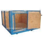 Model F-3#   Wooden Square Manual Foaming Moulding #