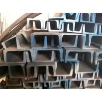 China 316L Stainless Steel Channel Bars Grade Black Peeled Bright Polish Satin on sale