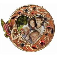 Buy cheap Heart Shaped Picture Frame from wholesalers