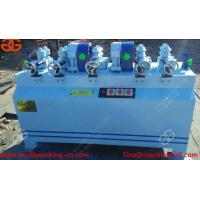 Wholesale Wood Stick Type of  Double Feeding Round  Making Machine in factory price from china suppliers