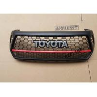 Buy cheap TRD logo or TOYOTA logo Front Grill Mesh For Toyota Hilux Revo Rocco 2018 from wholesalers