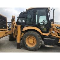 Buy cheap 2012 Year Used JCB 3CX Backhoe Loader , Used Mini Backhoe 4 Cylinders from wholesalers