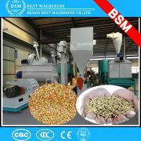 Buy cheap CE certificate Dog Cat Feed Pellet Machine, BKJ 250 Feed Extruder Machine from wholesalers