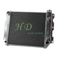 Buy cheap Racing Car Radiator  Aluminum 3 Row in 1987-2006 for  JEEP WRANGLER YJ AND TJ from wholesalers