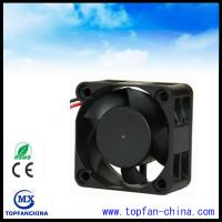 Buy cheap High Speed 5V / 12V Equipment Cooling Fans Brushless DC Motor Fan , Waterproof from wholesalers