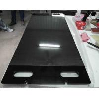 Buy cheap Custom Medical device carbon fiber plate for X-ray carbon fiber X-ray lying sheet from wholesalers