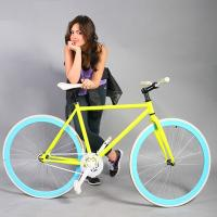 Buy cheap 24-26 inches colorful fixed-gear bike from wholesalers