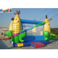 Buy cheap Hire of Jumping Castles, 0.55mm PVC Tarpaulin Commercial Bouncy Castles for Child product