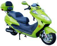 China Gas Scooter (250T, EPA, EEC) Moped Scooter on sale