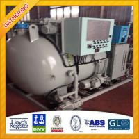 Buy cheap MED Sewage Treatment Plant / Black Water Treatment Units from wholesalers