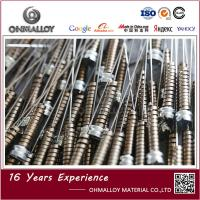 Wholesale Ohmalloy5j1580 Strip 10mm 20mm Width Bi Metal Strip For Bimetallic Thermometer from china suppliers