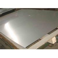 Buy cheap 2B Brushed Cold Rolled 316 316L 1.4401 Stainless Steel Sheet from wholesalers