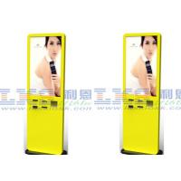 Buy cheap Big Public Led Touch Screen Information Kiosk , Mall Kiosk with Advertising Display from wholesalers
