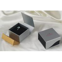 Buy cheap good quality paper jewelry boxes wholesale in China from wholesalers