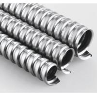 """Wholesale 1/2"""" Metal Flexible Electrical Conduit Pipe For High Speed Rail Subway Equipment from china suppliers"""