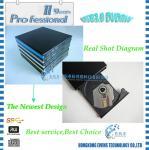 Buy cheap Tray Loading USB3.0 External Blu-ray DVDRW/ DVD Burner Drive UJ260 UJ240(White/Black) from wholesalers