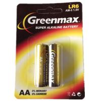 Buy cheap Dry Battery 1.5V AA LR6 2S  Alkaline Battery from wholesalers