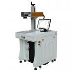 Buy cheap 3D Dynamic Focusing Galvo Fiber Laser Engraver For Metal Deep Engraving from wholesalers